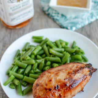 Bourbon Chicken Marinade and Glaze