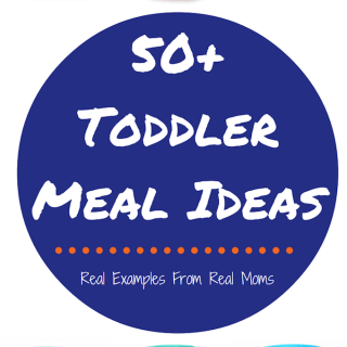 50+ Toddler Meal Ideas