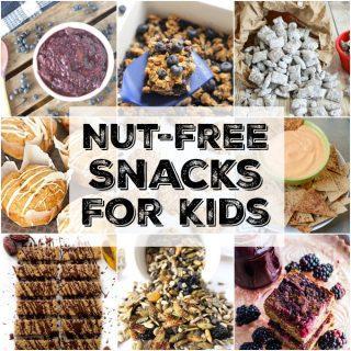 20 Nut-Free Snacks For Kids