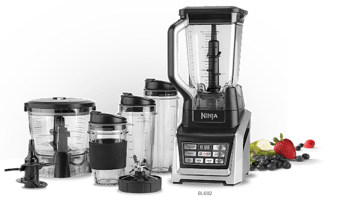 Ninja Blender System with Auto IQ