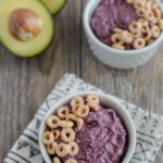 Blueberry Avocado Smoothie Bowl