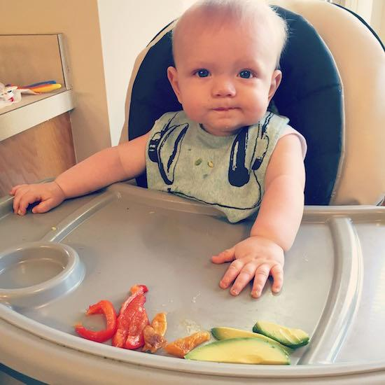 Criteria For Babies To Start Solid Food