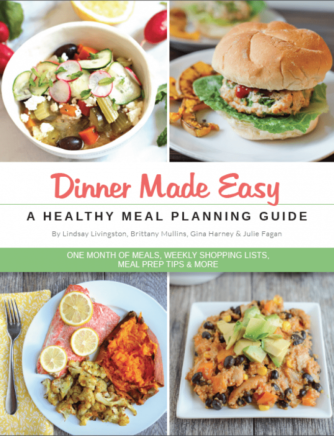 Dinner Made Easy: A Healthy Meal Planning Guide