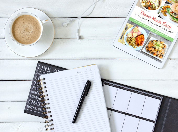Dinner Made Easy Ebook: A Healthy Meal Planning Guide