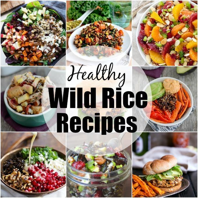 15 Healthy Wild Rice Recipes