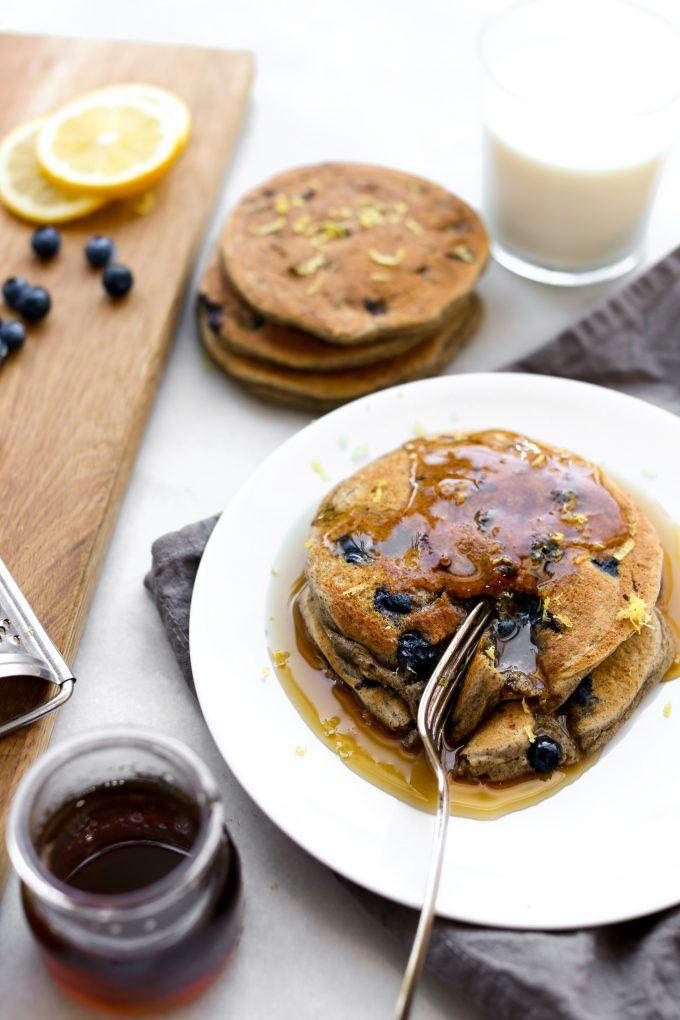 lemon-blueberry-buckwheat-ricotta-pancakes-7