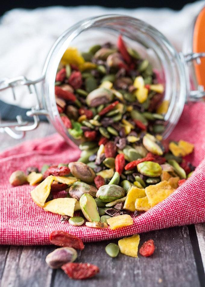 plantain chip trailmix