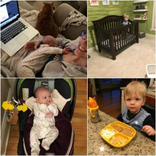 A Day In The Life – 26 Months + 2 Months