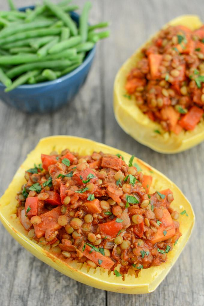 These Lentil Sloppy Joes Are A Healthy Vegetarian Recipe Thats Perfect For Lunch Or Dinner