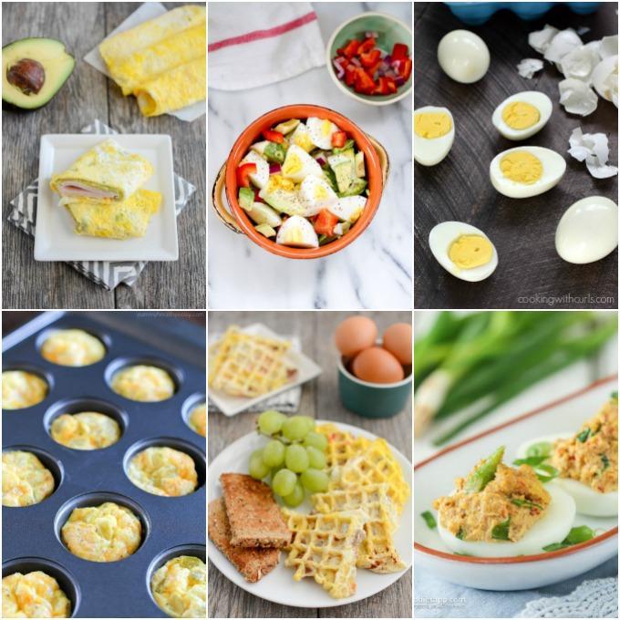GF Egg Snacks