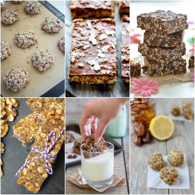 Gluten Free Nut & Seed Snacks
