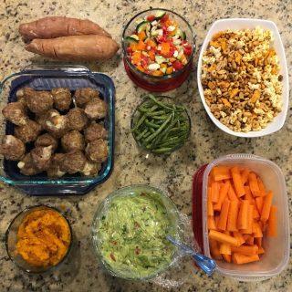 2017 Food Prep – Week 6