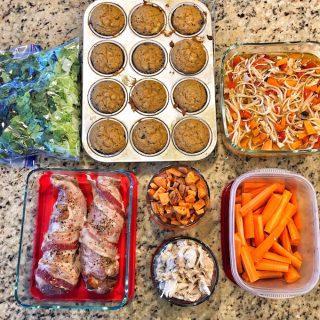 2017 Food Prep – Week 7