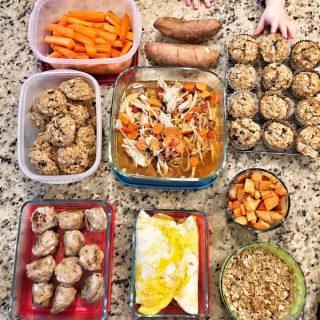 Food Prep – Week 8