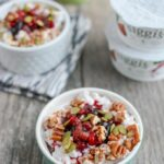 Berry Farro Breakfast Bowl