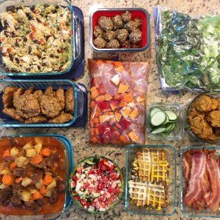 2017 Food Prep – Week 12