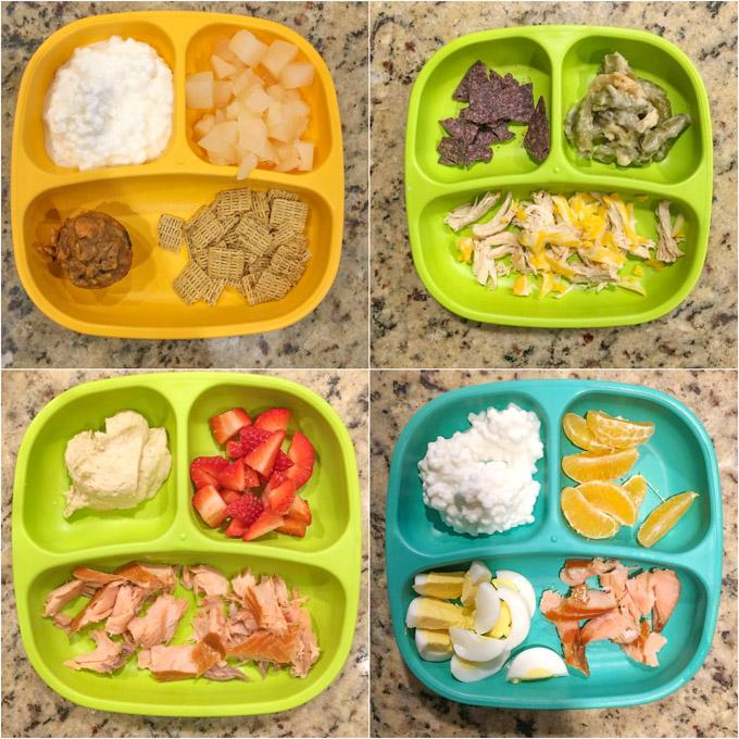 Healthy for easy toddlers meals