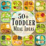 50 Healthy Toddler Meal Ideas