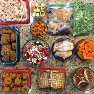 2017 Food Prep – Week 16