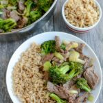 {Food Prep Idea} Asian Flank Steak