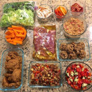 2017 Food Prep – Week 20