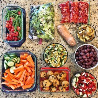 2017 Food Prep – Week 25