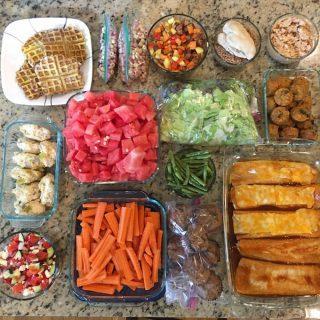 2017 Food Prep – Week 22