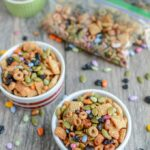 {Food Prep Idea} Nut-Free Toddler Trail Mix