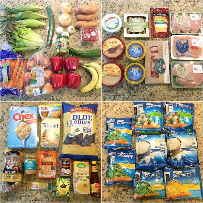 Meijer grocery trip