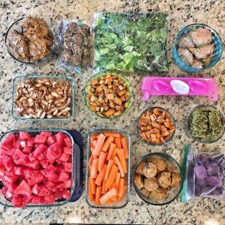 2017 Food Prep – Weeks 28 – 29