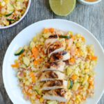 Ginger Peach Turkey Tenderloin