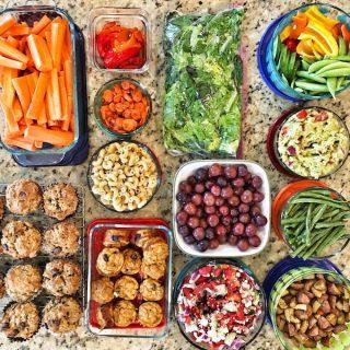 2017 Food Prep – Weeks 30-34