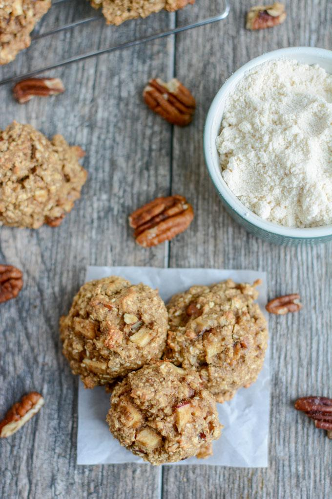Healthy Cookie Recipe with coconut flour