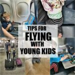 Tips For Flying With Young Kids