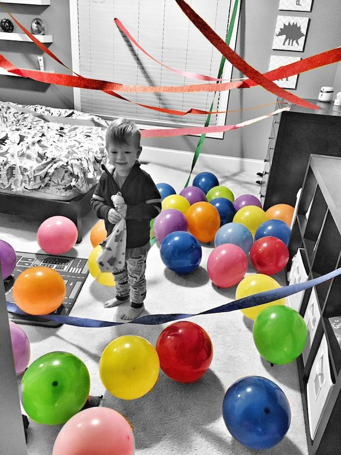 three year old birthday