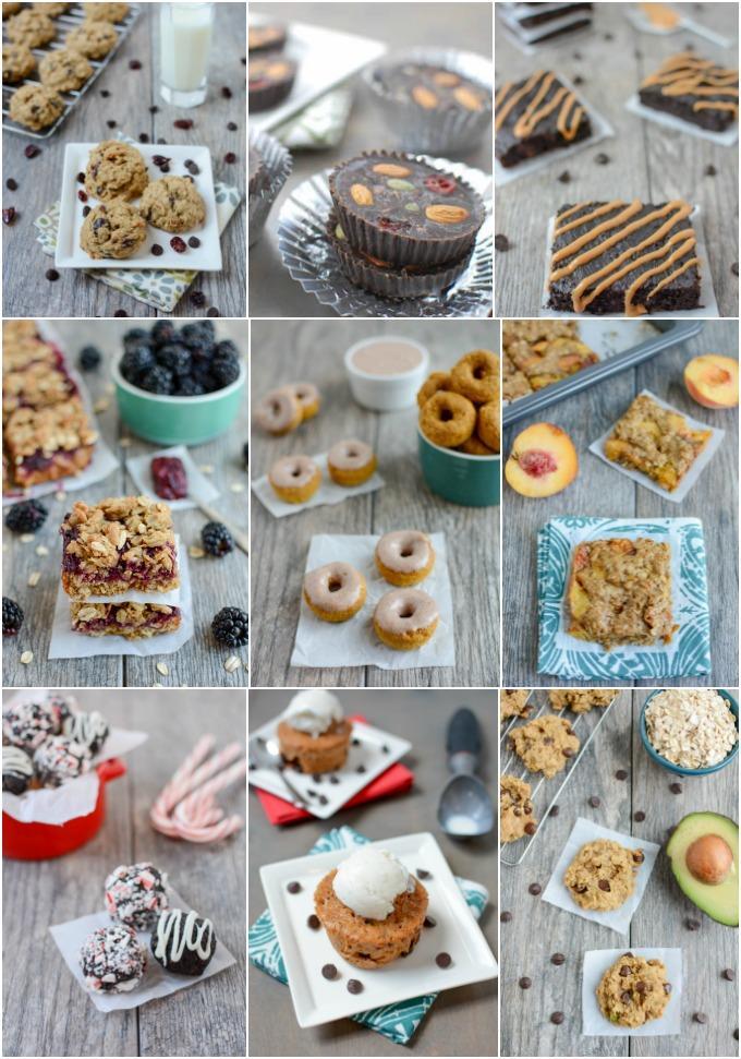 easy healthy dessert recipes