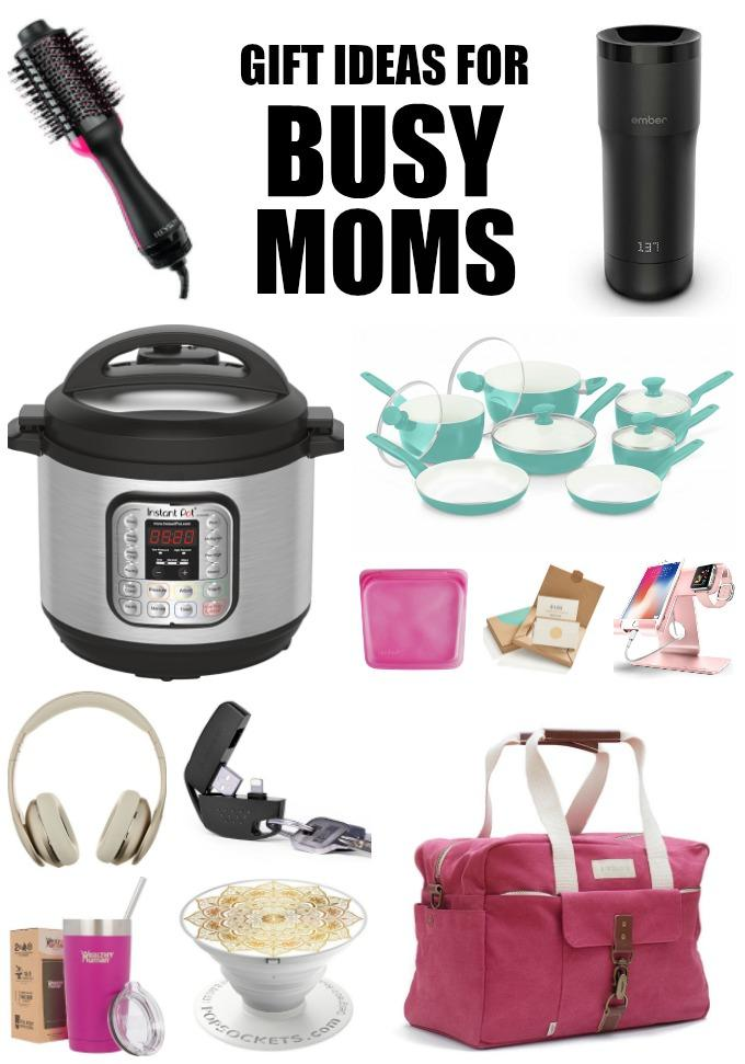 Gift Ideas For Busy Moms