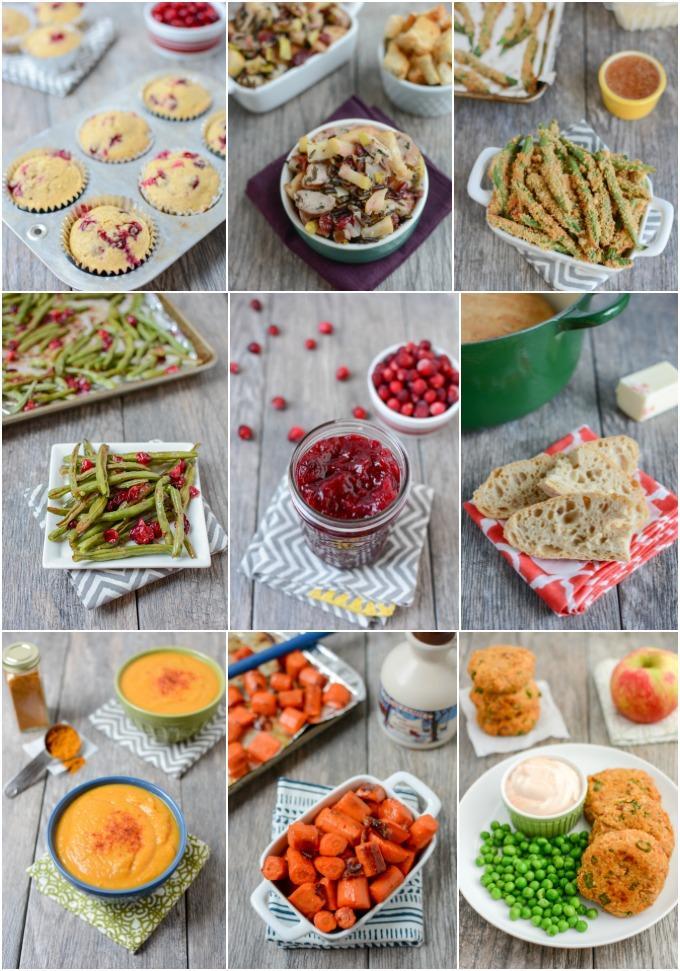 Healthy side dish recipes