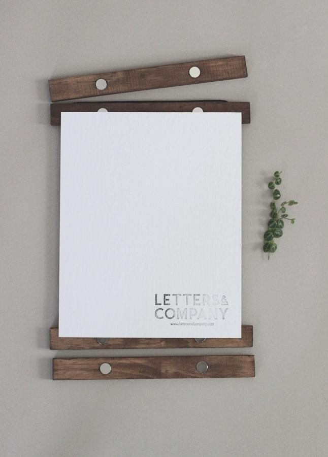 Letters and Company