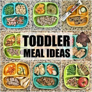 50+ Quick Toddler Meal Ideas
