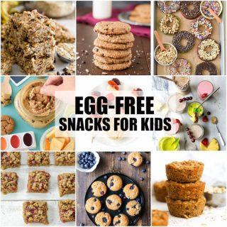 Egg-Free Snacks For Kids