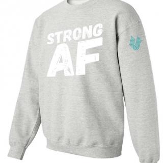 strong AF sweatshirt