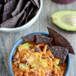 Sweet Potato Chicken Chili {Instant Pot or Slow Cooker}
