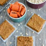 Carrot Oat Bars
