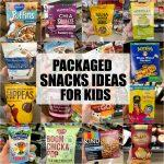 60+ Healthy Packaged Snacks For Kids