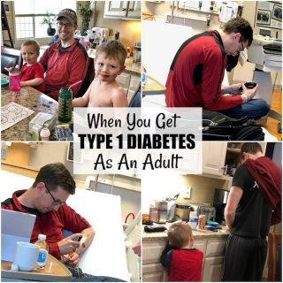 When You Get Type 1 Diabetes As An Adult
