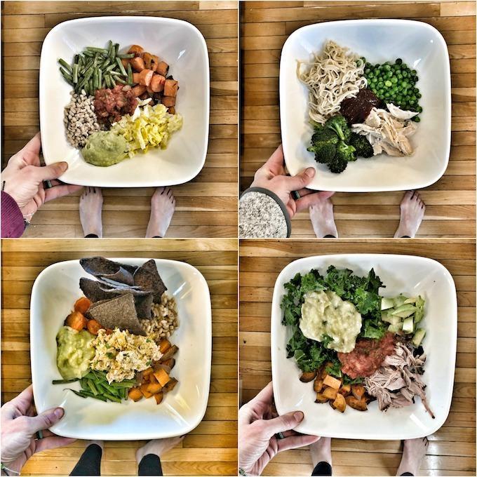 4 easy dinner ideas