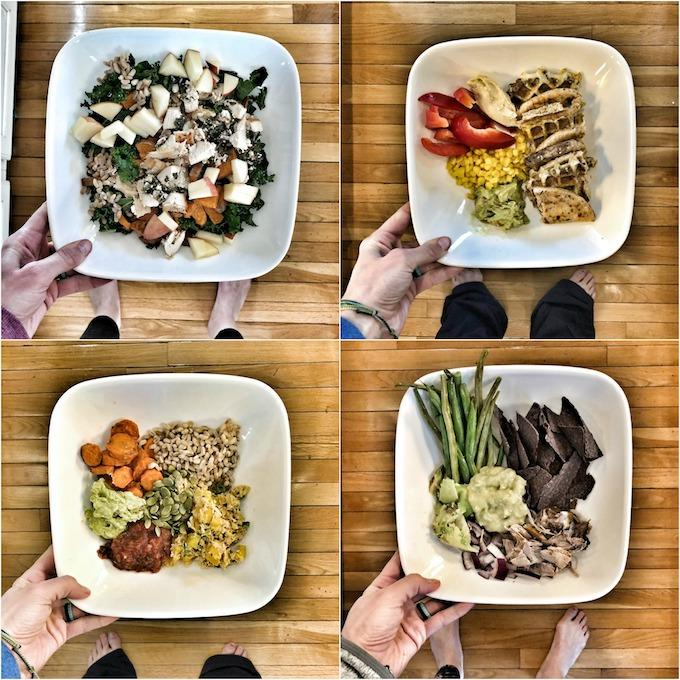 4 quick and easy lunch ideas