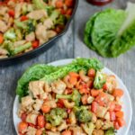 Skillet Cashew Chicken - an easy one-pan dinner