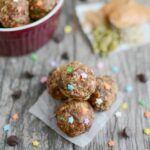 Peanut Butter Hemp Energy Balls